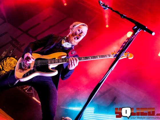 Rock am Beckenrand 2017 - Royal Republic