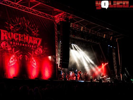 Rockharz 2017 - Blind Guardian