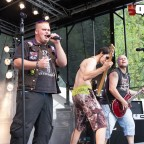 Rock am Beckenrand 2015